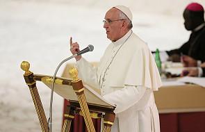 Franciszek zachęcił młodych Włochów, by odrzucali zło, a wybierali dobro [DOKUMENTACJA]