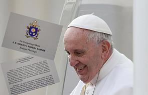Papież do młodzieży płockiej: niech św. Stanisław Kostka uczy Was szukać zawsze przyjaźni z Jezusem