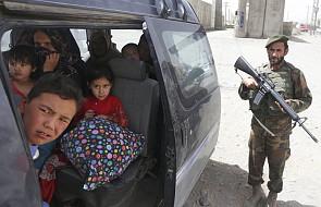 Afganistan: co najmniej 120 osób zginęło w starciach w Ghazni