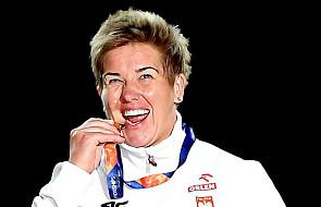 Anita Włodarczyk, złota medalistka z Berlina: podczas zawodów Bóg jest ze mną