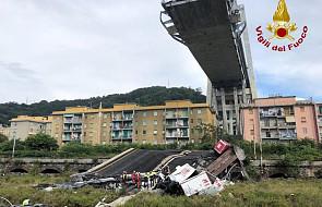Włoski Episkopat: Kościół modli się za ofiary katastrofy w Genui