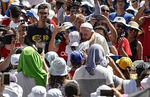 Włoski ksiądz po spotkaniu papieża z młodzieżą: to przesłanie powinno przemieniać ich życie