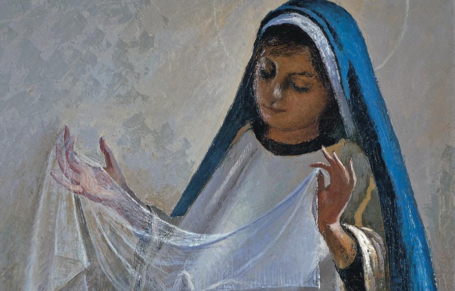 Maryja nie nadaje się na sztandar