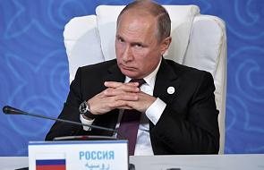 Prezydent Władimir Putin wyraził chęć spotkania się z Kim Dzong Unem