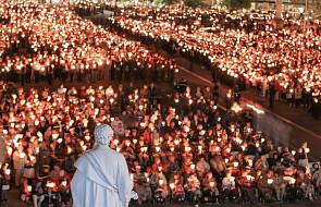 10 tysięcy pielgrzymów uczestniczyło w Narodowej Pielgrzymce Francuzów do Lourdes