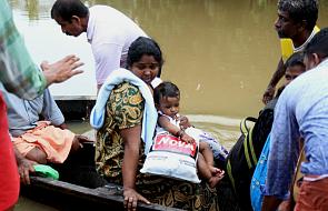 Indie: Caritas na pierwszej linii pomocy powodzianom