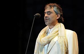 Andrea Bocelli zaśpiewa przed papieżem w Dublinie