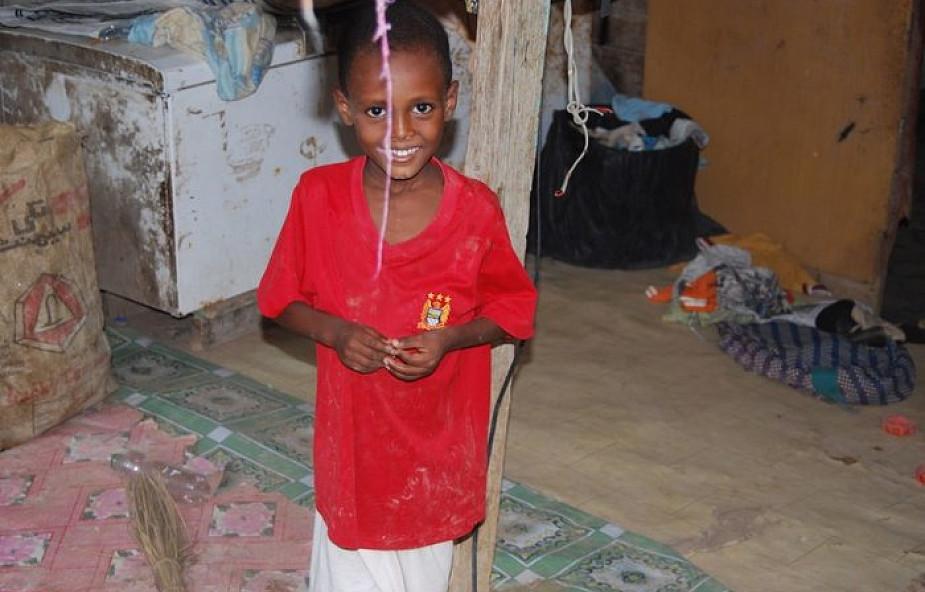 Caritas Polska przekazała 120 tys. USD dla Dżibuti