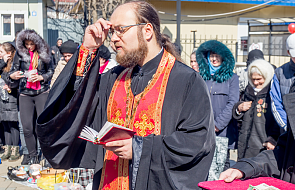 Żona księdza prawosławnego: mój mąż jest cukrzykiem. Ledwo to wytrzymał