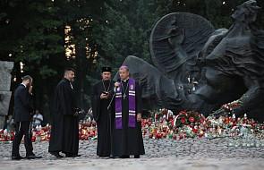 Warszawa: modlitwa międzyreligijna na Cmentarzu Powstańców Warszawy