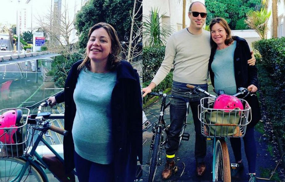 Minister Nowej Zelandii pojechała rowerem do szpitala, żeby szybciej wywołać poród