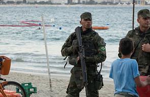 14 zabitych w Rio de Janeiro w operacjach policji i wojska. Liczba ofiar może wzrosnąć