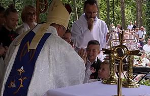 """Chłopczyk powiedział wierszyk """"o Rysiu"""". Mógł nie spodziewać się takiej odpowiedzi arcybiskupa"""