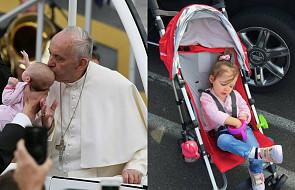 Lekarze nie dawali dziewczynce żadnych szans. Cud wydarzył się... po pocałunku papieża