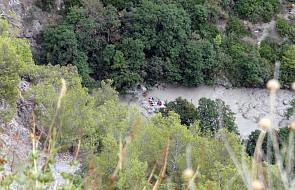 Włochy: 10 osób zginęło w strumieniu w parku narodowym w Kalabrii