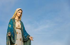 Wandale sprofanowali figurę Matki Bożej w jednym z najważniejszych miejsc objawień Maryi w Polsce