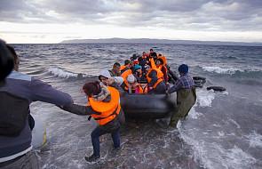 Maltańska marynarka wojenna uratowała 100 migrantów