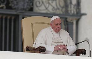Franciszek: dekalog zachęca nas do prawdziwego powierzenia się Bogu [DOKUMENTACJA]