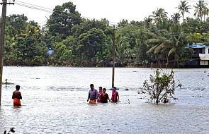Indie: rząd nie przyjmie zagranicznej pomocy dla zniszczonego przez powódź stanu Kerala