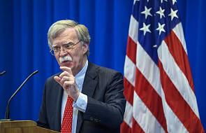 Bolton ostrzegł Rosję przed ingerencją w wybory w USA
