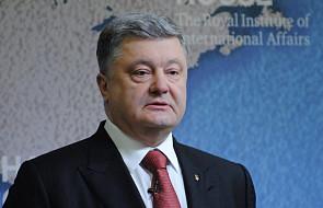 Poroszenko: odbiliśmy poranny 5-godzinny atak Rosjan w Donbasie