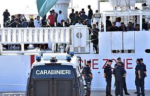 W piątek spotkanie 12 państw UE ws. migracji. Omawiana będzie kwestia statków na Morzu Śródziemnych