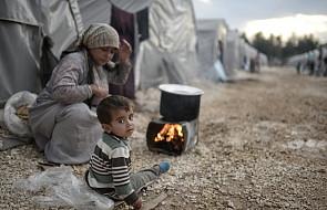 Polscy eksperci przeprowadzili szkolenia przeciwpożarowe w obozach dla uchodźców