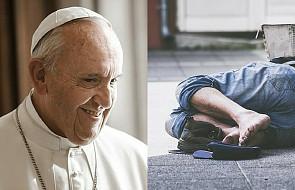 Papież po raz kolejny odwiedzi bezdomnych. To daje nadzieję na zmiany