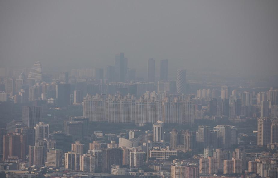 Chiny: 18 osób zginęło w pożarze hotelu w Harbinie