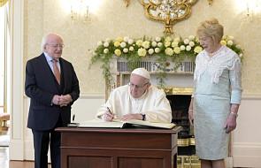 Franciszek do władz Irlandii o obronie najbardziej bezbronnych i rozliczeniu z pedofilią