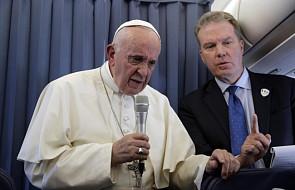 Papież: nie można ukrywać pedofilii, rodzice muszą o tym mówić