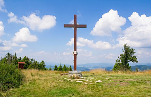 """Beskid Żywiecki: finał """"Ewangelizacji w Beskidach"""" na Wielkiej Raczy"""