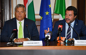 Orban: Węgry pokazały, że można wstrzymać migrację, rząd Włoch to robi