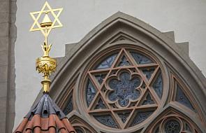 Gorzów Wlkp.: w miejscu przedwojennej synagogi ustawiono tablicę ku pamięci społeczności żydowskiej