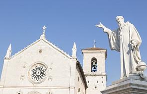 Włochy: bazylika św. Benedykta w Nursji będzie odbudowana