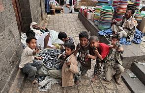 WHO: Jemen u progu nowej epidemii cholery