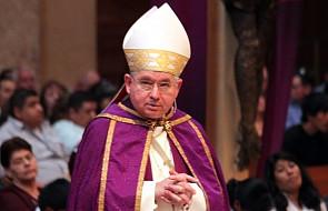 Arcybiskup Los Angeles ws. kary śmierci: każde życie ludzkie jest święte