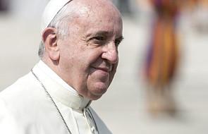 Papież do dziennikarzy: musicie mówić o różnych sprawach, ale zawsze z domniemaniem niewinności