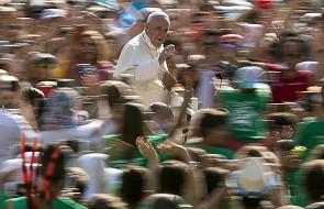 Papież Franciszek o największej radości w Kościele