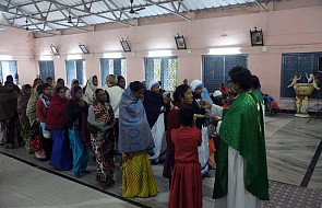 """Indie: naloty na domy """"antypaństwowców"""", wśród nich jezuity"""
