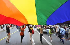 W Petersburgu zatrzymano 30 demonstrantów na rzecz praw osób LGBT