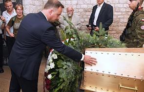 Kraków: Andrzej Duda na obchodach związanych z wymarszem kadrówki