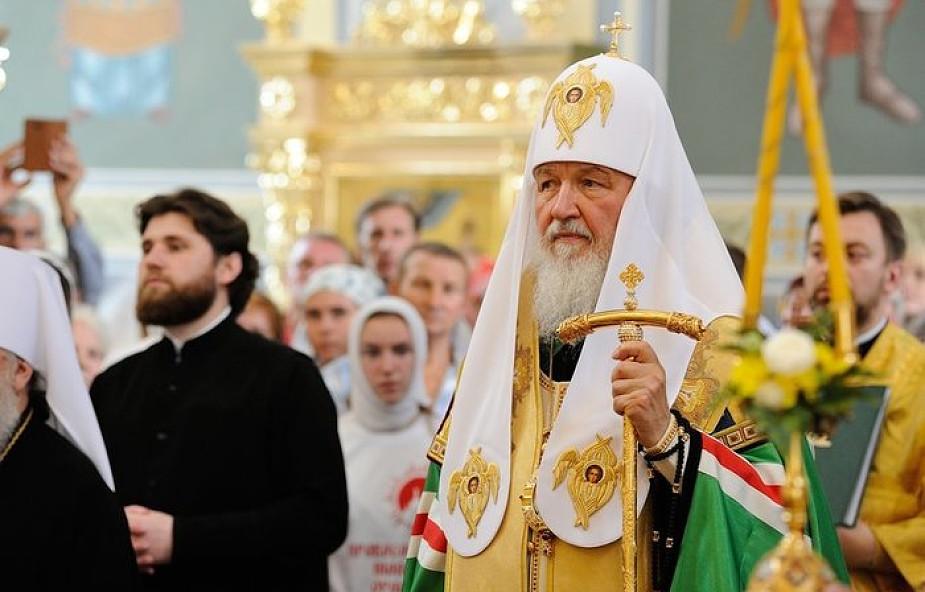 Konstantynopol: 31 sierpnia wizyta patriarchy Cyryla. Tematem kwestia autokefalii Cerkwii ukraińskiej