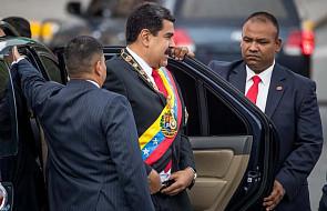 Rząd Wenezueli: zatrzymano sześć osób ws. incydentu podczas wystąpienia prezydenta