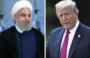 Trump: handel z Iranem wyklucza handel z USA. Sankcje nasilą się w listopadzie
