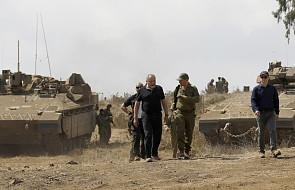 Strefa Gazy: dwóch członków Hamasu zginęło w izraelskim ostrzale