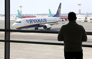 Niemcy: po zapowiedzi strajku pilotów Ryanair odwołał wszystkie 250 lotów