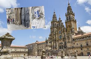 Sprofanowano katedrę w Santiago de Compostela. Policja opublikowała zdjęcia