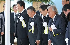 Japonia: w Nagasaki uczczono pamięć ofiar zrzucenia bomby atomowej