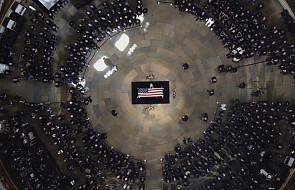 USA: rozpoczęło się nabożeństwo żałobne w intencji zmarłego senatora McCaina